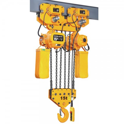 15 ton chain hoist,15 ton hoist,electrical chain block