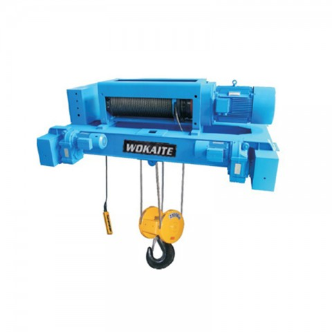 electrical wire rope hoist,wire rope electric hoist